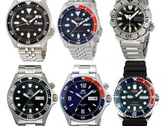 Best Automatic Dive Watch Under 200 Bucks