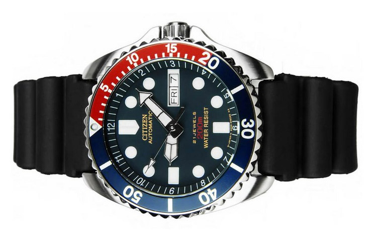 Best Automatic Dive Watch Under 200 Bucks - citizen promaster diver