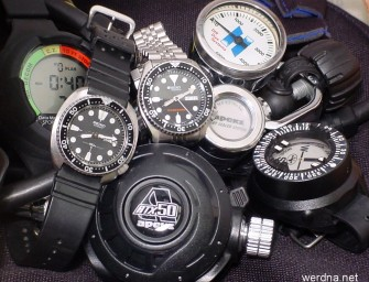 How to Choose a Good Dive Watch (That you can actually dive with)