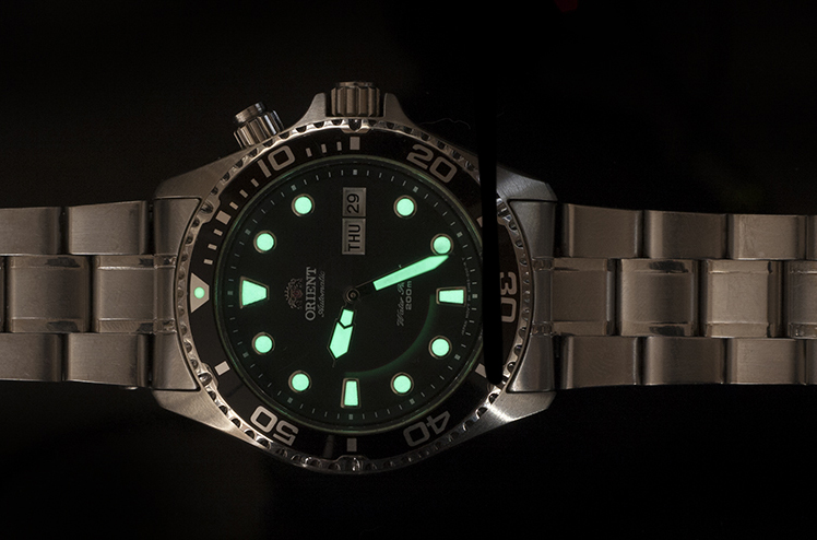 Orient Ray Review - Lume Shot