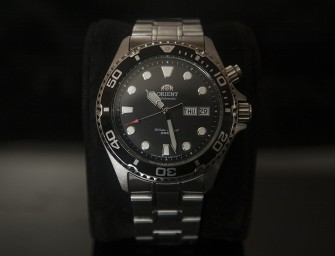 Orient Ray Review