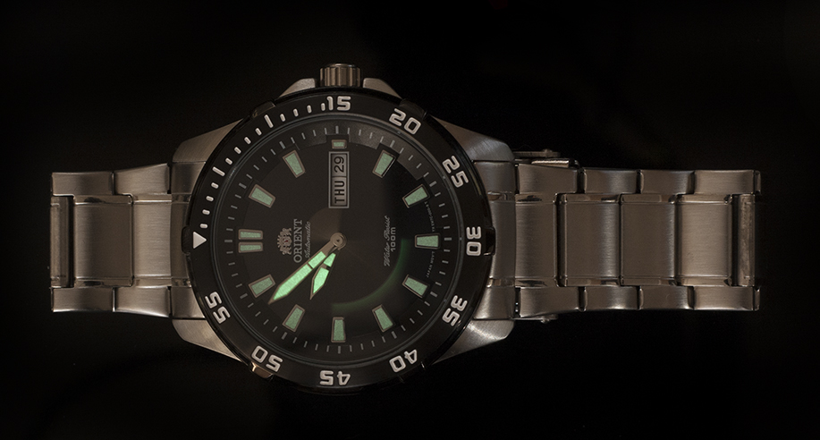 Orient Thresher Review - Lume Shot
