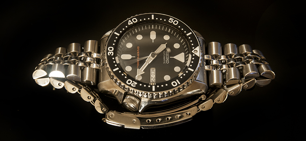 Seiko SKX007 Review - Case and Bracelet
