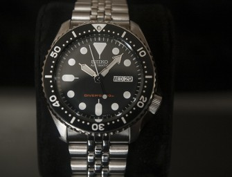 Seiko SKX007 Review