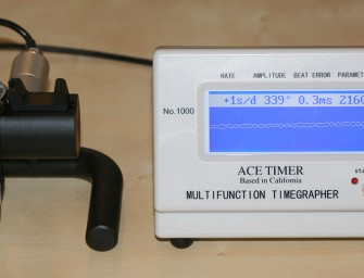 Ace Timegrapher Review