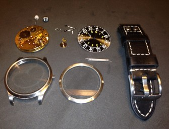 How to build your own mechanical watch