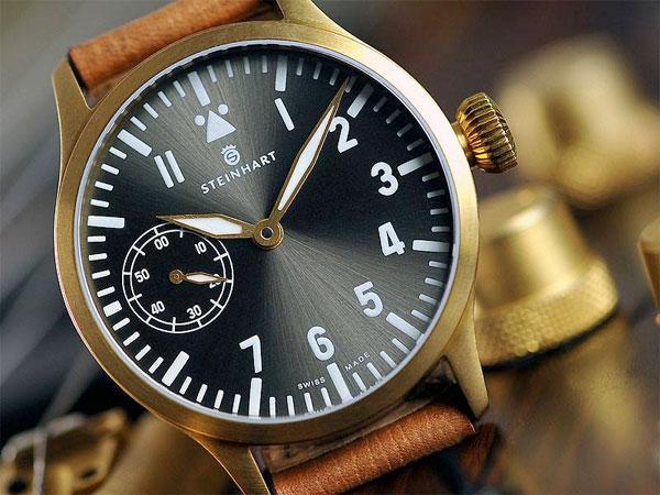 Steinhart Nav B-Uhr A Type Review 11