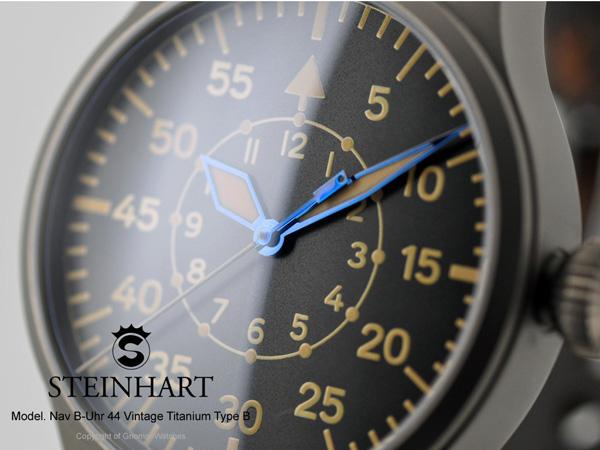 Steinhart Nav B-Uhr Review 03
