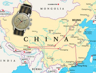 My Chinese Air force watch buying adventure – Seagull 1963