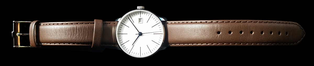 Kent Wang Bauhaus v4 Review - Strap
