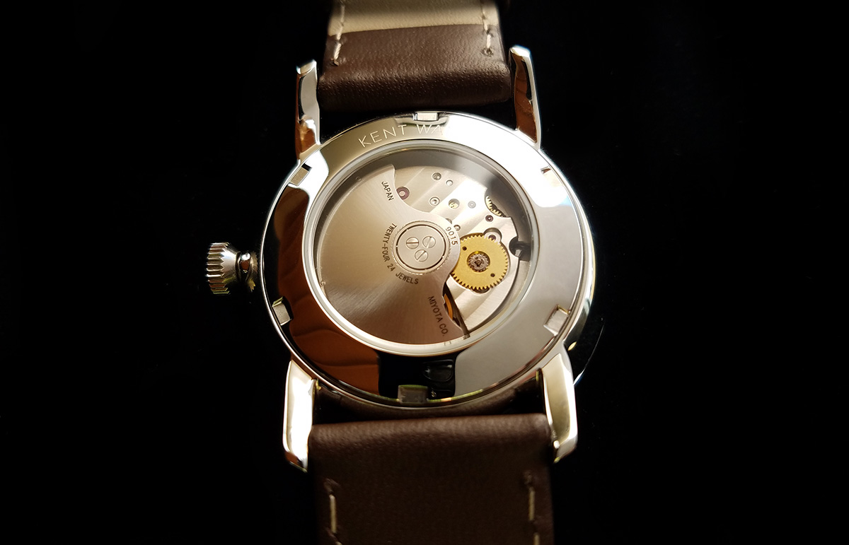 Kent Wang Bauhaus v4 Review - Movement