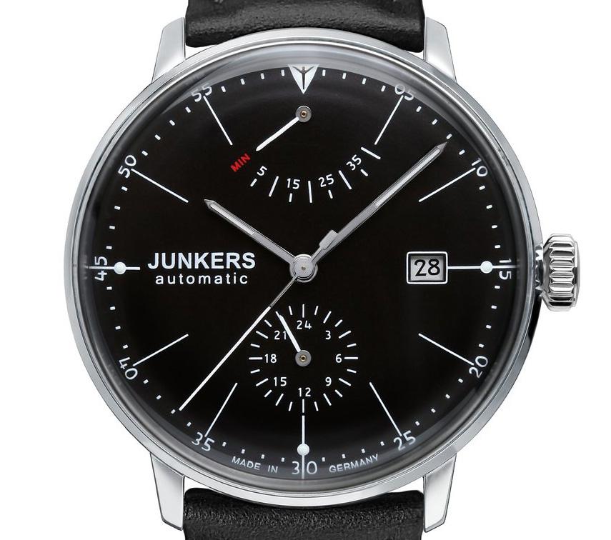 Junkers Bauhaus 6060-2 Review - Bezel