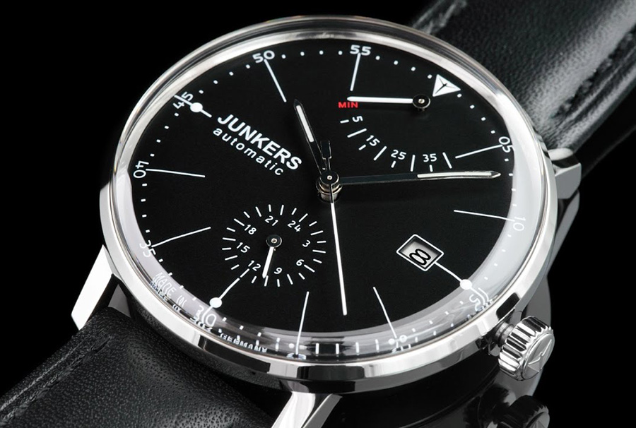 Junkers Bauhaus 6060-2 Review - Crown