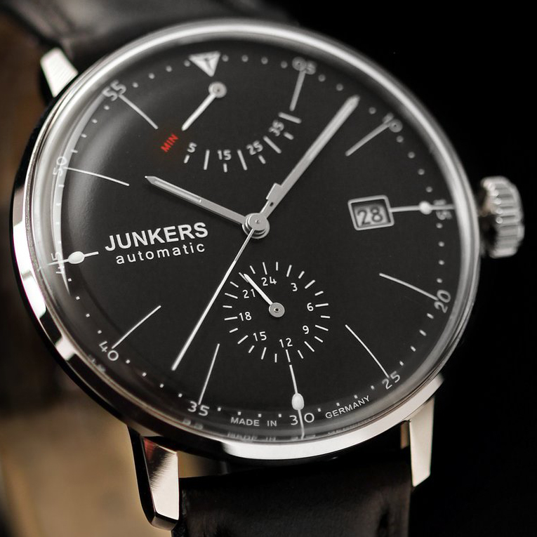 Junkers Bauhaus 6060-2 Review - Crystal