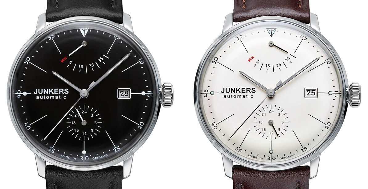 Junkers Bauhaus 6060-2 Review - dial