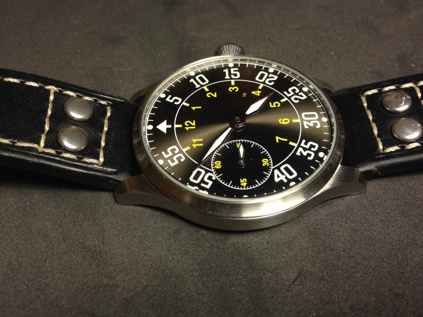 How to build your own mechanical watch tick tick tick tick how to build your own mechanical watch flieger watch 2 solutioingenieria Images