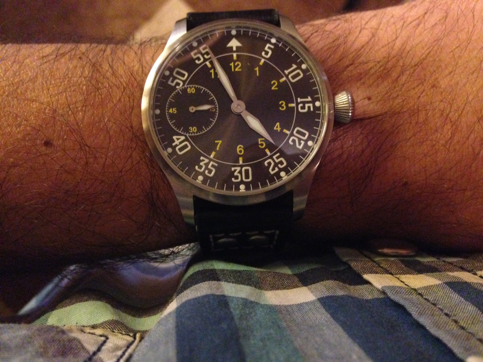 How to build your own mechanical watch tick tick tick tick how to build your own mechanical watch flieger watch 4 solutioingenieria Images